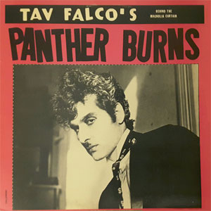 Tav Falco's Panther Burns ‎– Behind The Magnolia Curtain