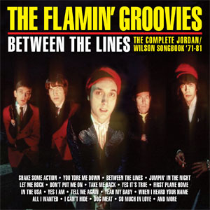 Flamin' Groovies - Between The Lines