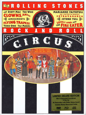 Rolling Stones - The Rolling Stones Rock And Roll Circus