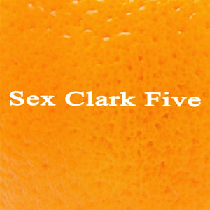 Sex Clark Five - The Orange Album