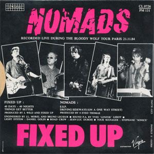 Nomads - E.S.P.