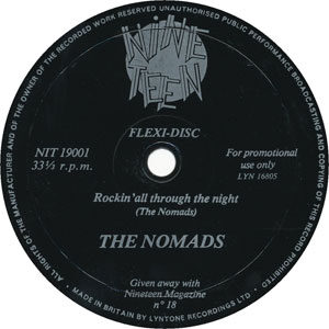 Nomads - Rockin' All Through The Night
