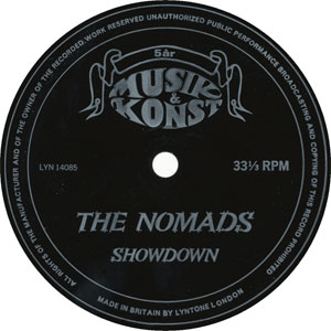 Nomads - Showdown