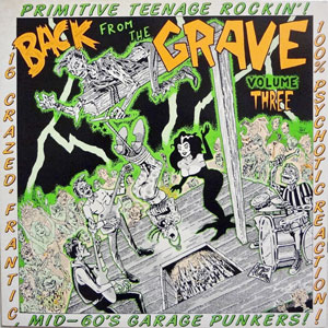 Various Artists - Back From The Grave Vol. 3