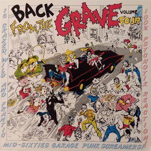 Various Artists - Back From The Grave Vol. 4