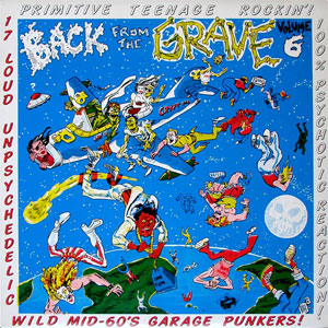 Various Artists - Back From The Grave Vol. 6