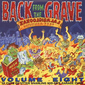 Various Artists - Back From The Grave Vol. 8