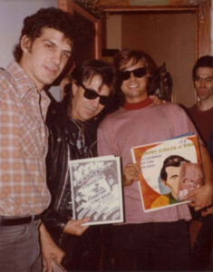 Billy Miller, Link Wray and Tim Warren