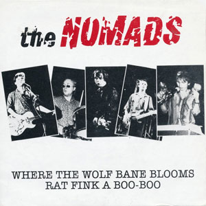 Nomads - Where The Wolf Bane Blooms