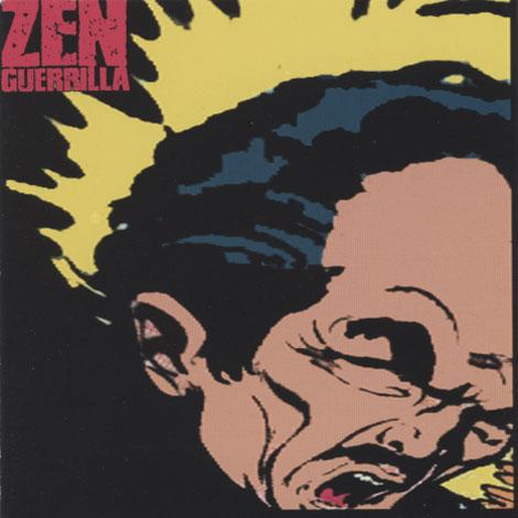 Zen Guerrilla – Invisible Liftee Pad / Gap-Tooth Clown