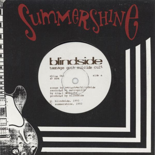 Blindside – Teenage Goth Suicide Cult