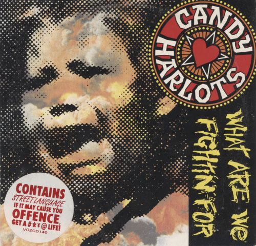 Candy Harlots – What Are We Fightin' For