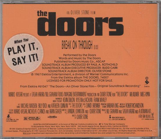 Doors – Break On Through