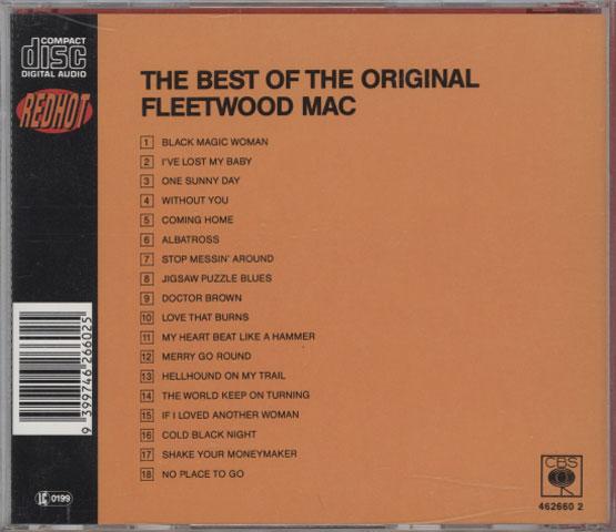 Fleetwood Mac – The Best Of The Original Fleetwood Mac