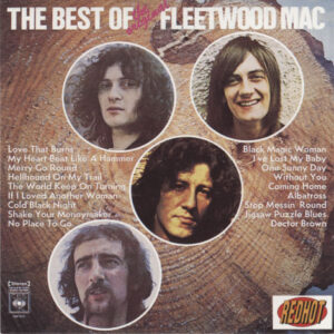 Fleetwood Mac ‎– The Best Of The Original Fleetwood Mac