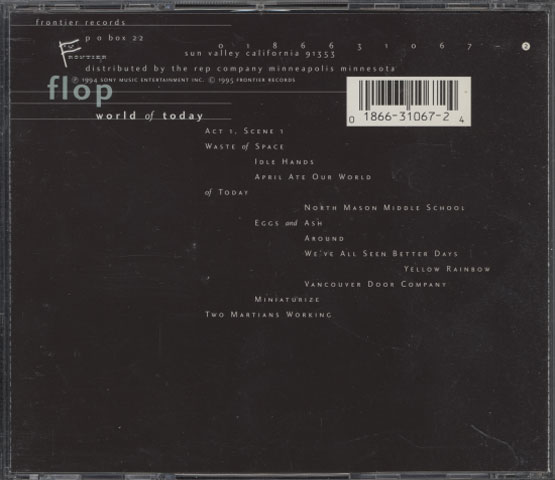 Flop ‎– World Of Today
