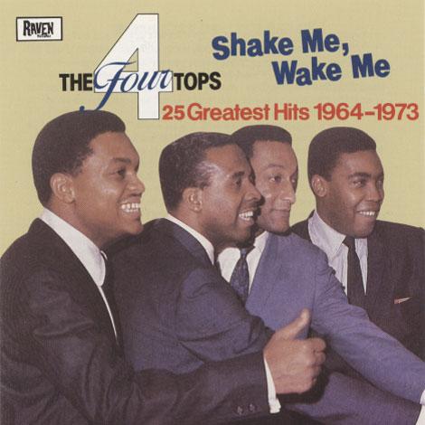 Four Tops – Shake Me, Wake Me