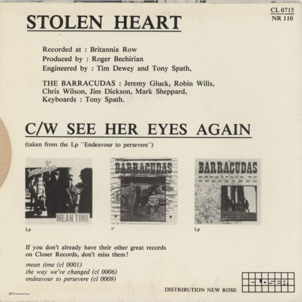 Barracudas – Stolen Heart