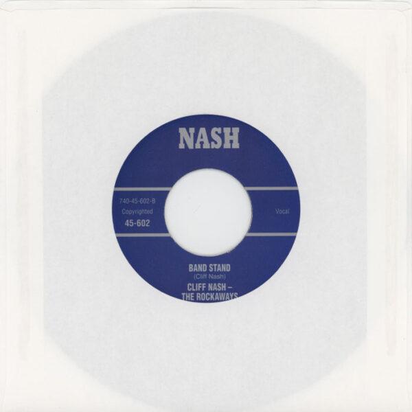 Cliff Nash - The Rockaways – Tell Me Baby