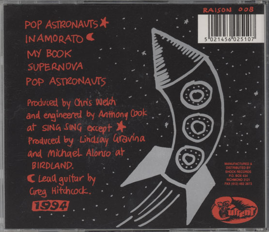 Holocene – Pop Astronauts