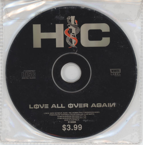 Hunters & Collectors – Love All Over Again