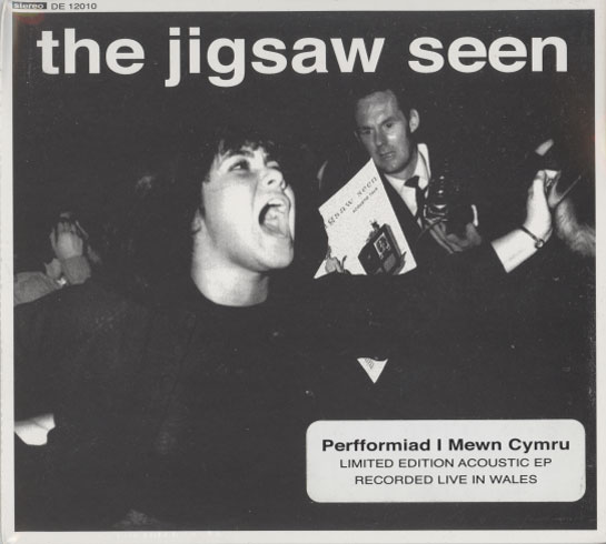 Jigsaw Seen – Perfformiad I Mewn Cymru