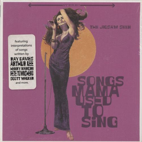 Jigsaw Seen – Songs Mama Used To Sing