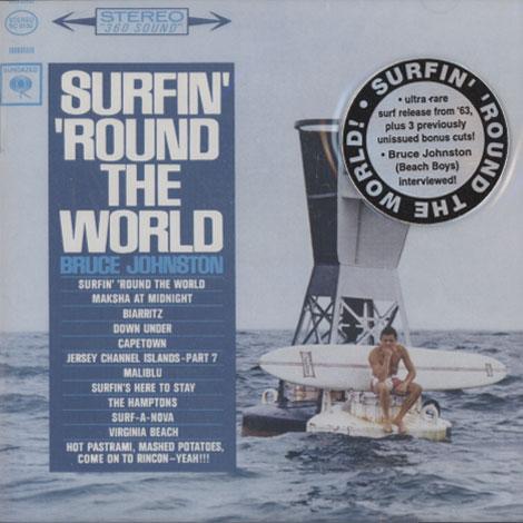 Bruce Johnston – Surfin' 'Round The World