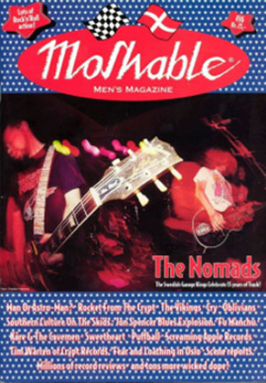 Moshable Magazine # 16