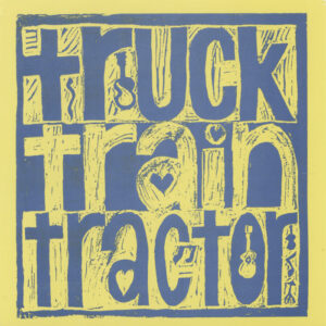 Truck Train Tractor ‎– Starforce (USA)