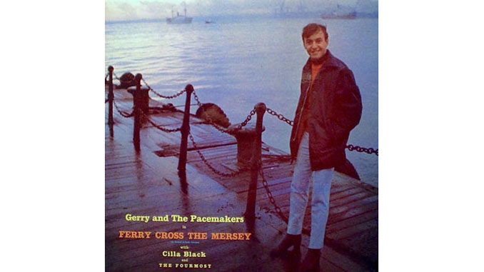 Gerry And The Pacemakers ‎– Ferry Cross The Mersey