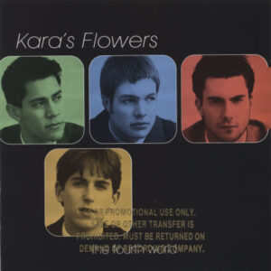 Kara's Flowers ‎– The Fourth World