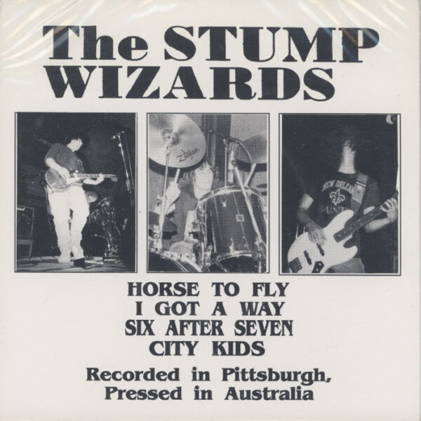 Stump Wizards ‎– Horse To Fly