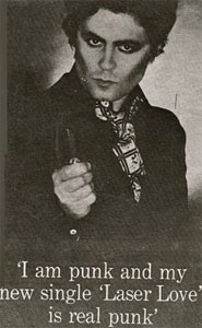 Marc Bolan - Laser Love