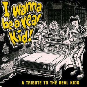 Various – I Wanna Be A Real Kid!
