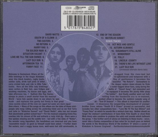 Kinks – Something Else By The Kinks