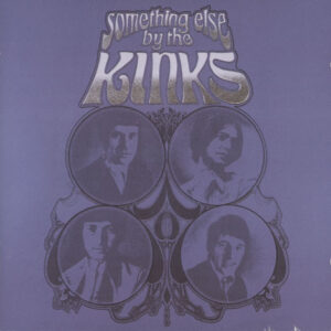 Kinks ‎– Something Else By The Kinks