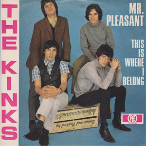 Kinks - This Is Where I Belong