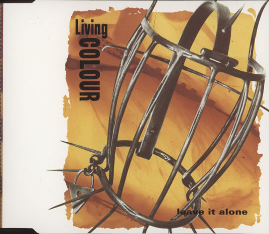 Living Colour ‎– Leave It Alone
