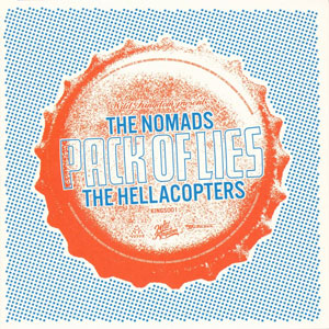 Nomads ‎– Pack Of Lies