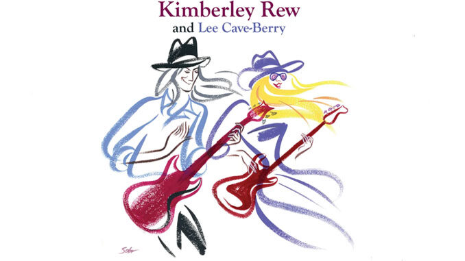 Kimberley Rew and Lee Cave Berry ‎– Sunshine Walkers