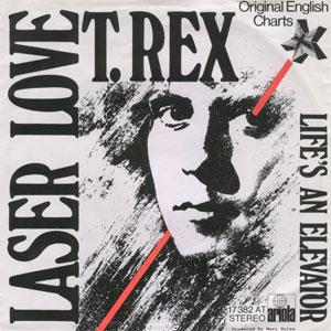 T.Rex - Laser Love