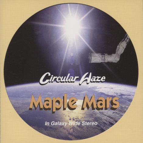Maple Mars – Circular Haze