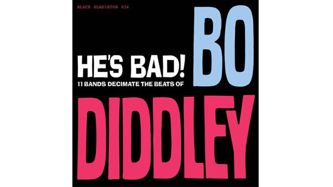 Various Artists - He's Bad!