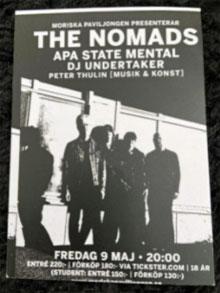 Nomads gig