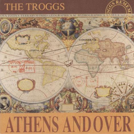 Troggs – Athens Andover