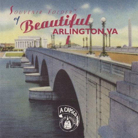 Tsunami – Souvenir Folder Of Beautiful Arlington, VA (CD)