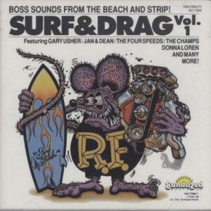 Various – Surf & Drag Vol.1