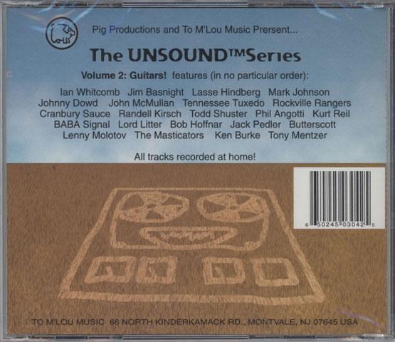 Various – Unsound Volume 2: Guitars!
