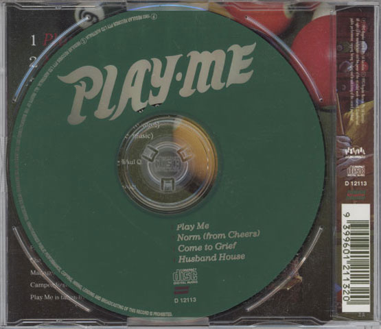 Welcome Mat – Play Me
